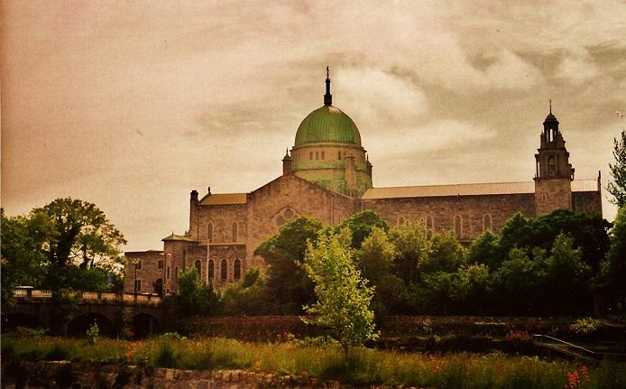 Galway ; cathédrale ; Irlande